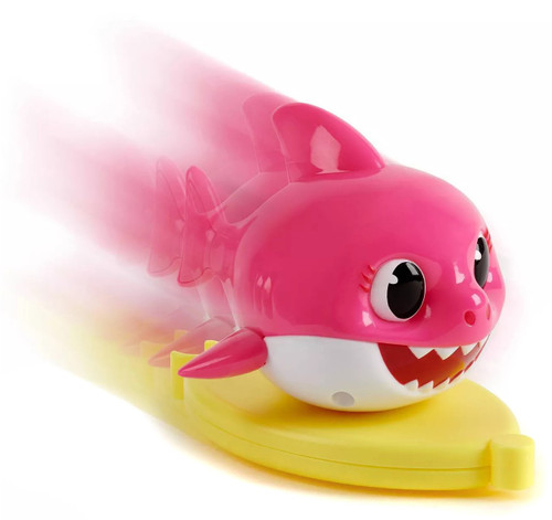 Pinkfong Baby Shark Surfer Mommy Shark Vehicle