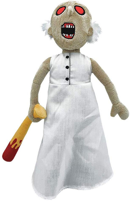 Angry Granny 12-Inch Plush