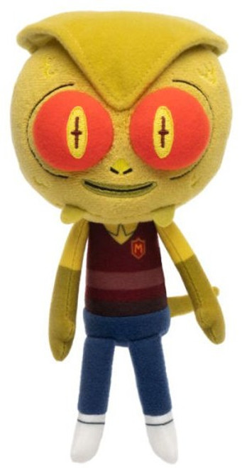 Funko Rick & Morty Galactic Lizard Morty 7-Inch Plush