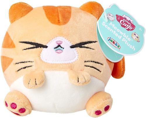 Kitten Catfe Meowbles Series 1 Orange Cat Scented Mini Plush