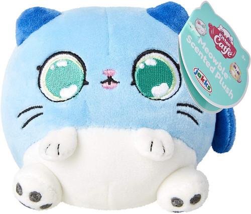 Kitten Catfe Meowbles Series 1 Blue Cat Scented Mini Plush