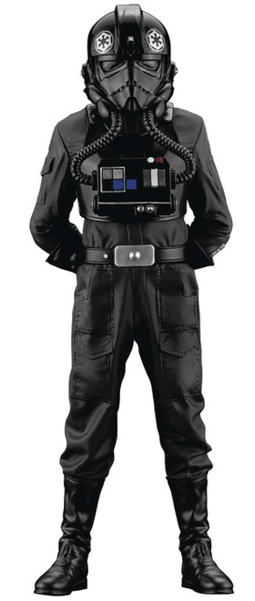 Star Wars A New Hope ArtFX+ TIE Fighter Pilot Multi-Pose Statue