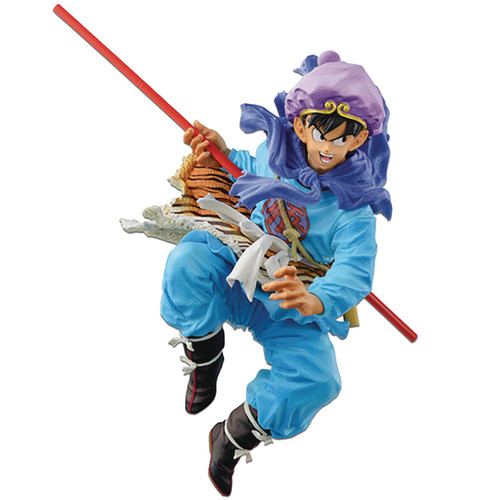 Dragon Ball World Figure Colosseum 2 Goku 7.5-Inch Collectible PVC Figure [Journey to the West]