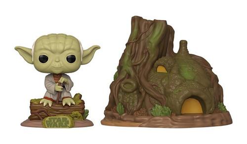 Funko Star Wars POP! Town Yoda's Hut Vinyl Figure Set #11