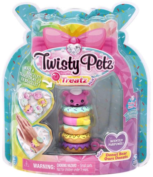 Twisty Petz Treatz Series 4 Donut Bear Bracelet