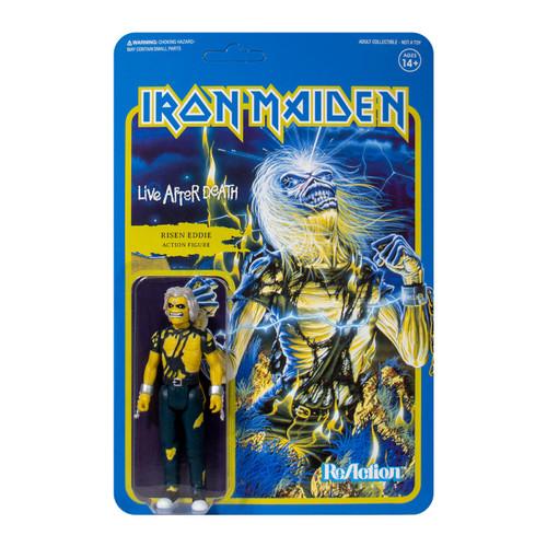 ReAction Iron Maiden Live After Death Action Figure [Album Art]