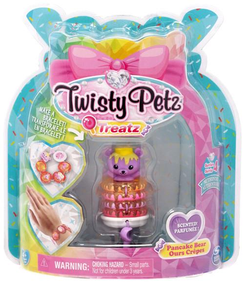 Twisty Petz Treatz Series 4 Pancake Bear Bracelet