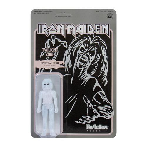 ReAction Iron Maiden Twilight Zone Action Figure [Album Art]