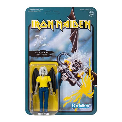 ReAction Iron Maiden Flight of Icarus Action Figure [Single Art]