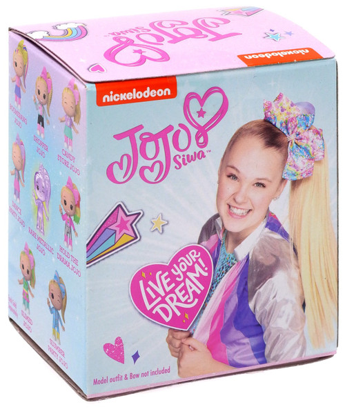 JoJo Siwa Series 1 Collectible Figure Mystery Pack