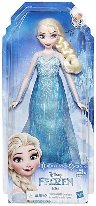 Disney Frozen Classic Elsa 11-Inch Doll [2018, Damaged Package]