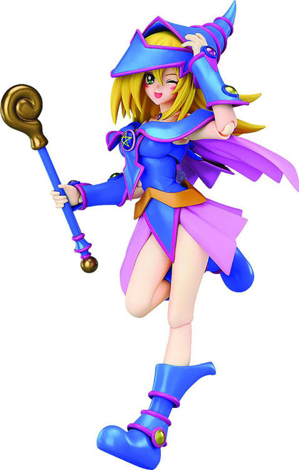 YuGiOh Figma Dark Magician Girl Action Figure