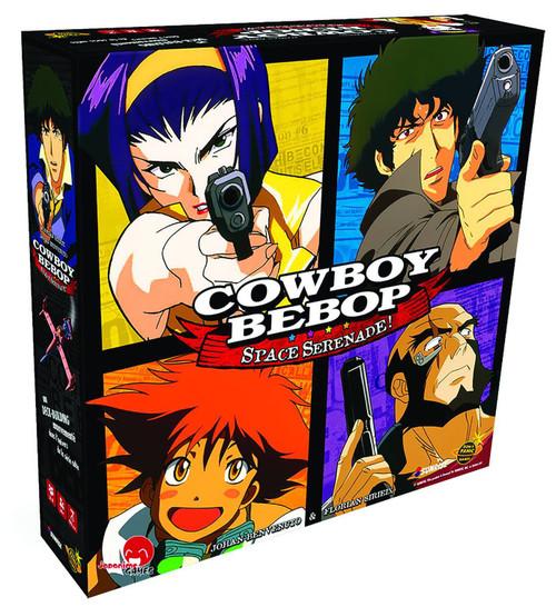 Cowboy Bebop Space Serenade Deck Building Game