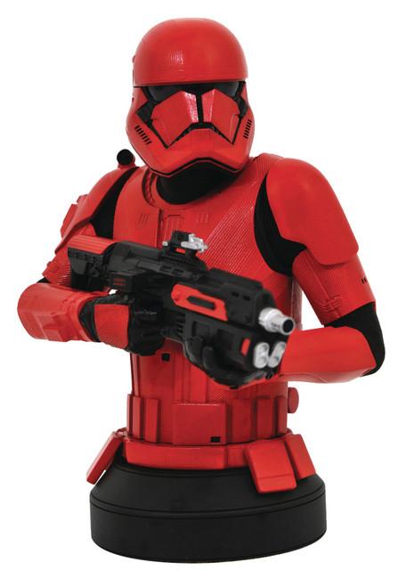 Star Wars Rise of Skywalker Sith Trooper Mini Bust