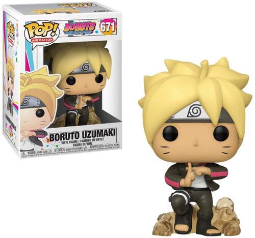 Funko Naruto Next Generations Pop! Animation Boruto Uzamaki Vinyl Figure #671