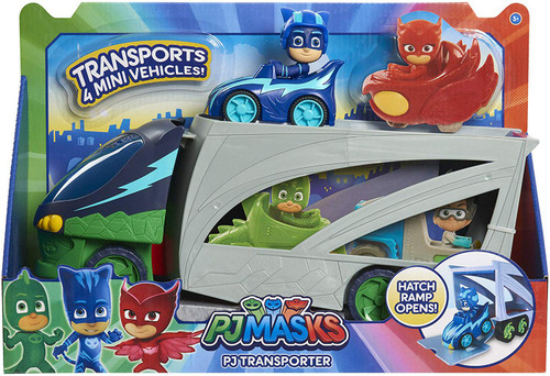 Disney Junior PJ Masks PJ Transporter Vehicle