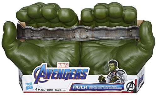 Marvel Avengers Hulk Gamma Grip Fists Roleplay Toy [2020]