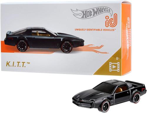 Hot Wheels Knight Rider ID KITT Diecast Car
