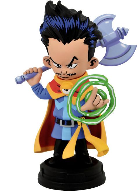 Marvel Animated Style Doctor Strange Animated Style Statue
