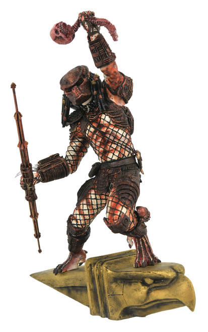 Movie Gallery City Predator 10-Inch Collectible PVC Statue