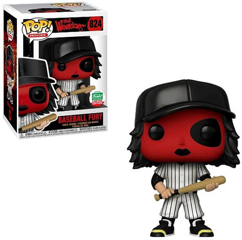 Funko Warriors POP! Movies Baseball Fury Exclusive Vinyl Figure #824 [Red Face]