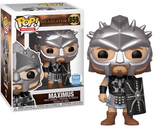 Funko Gladiator POP! Movies Maximus Exclusive Vinyl Figure #859 [with Helmet]