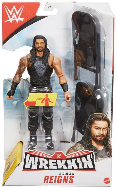 WWE Wrestling Wrekkin' Roman Reigns Action Figure