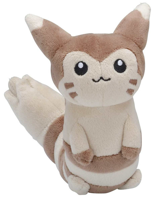 Pokemon Sitting Cuties Furret Exclusive 6.5-Inch Plush