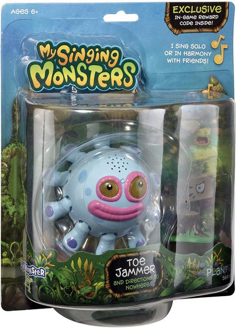 My Singing Monsters Toe Jammer Singing Figure