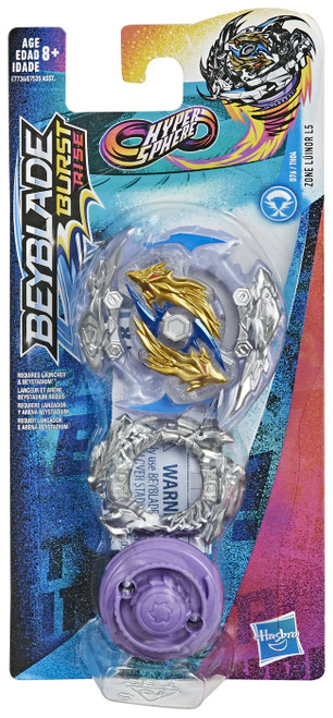 Beyblade Burst Rise Hypersphere Zone Luinor L5 Single Top