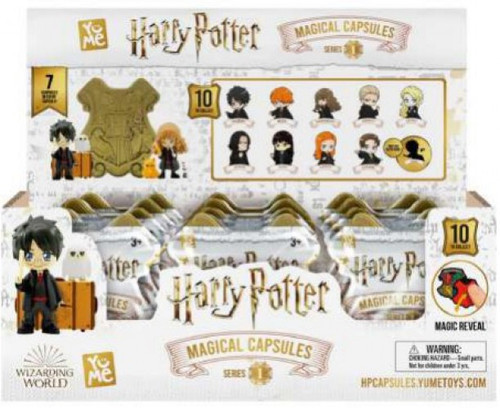 Harry Potter Series 1 Magical Capsules Mystery Box [12 Packs]