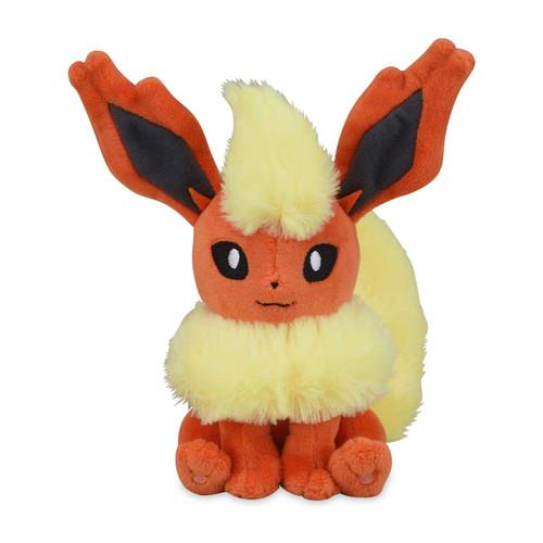 Pokemon Sitting Cuties Flareon Exclusive 6.5-Inch Plush