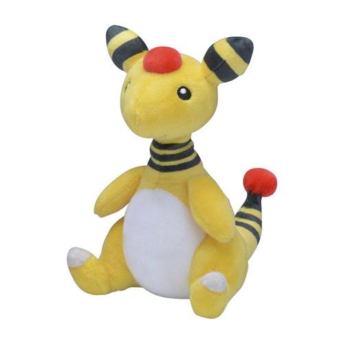 Pokemon Sitting Cuties Ampharos Exclusive 6.5-Inch Plush