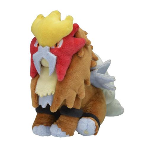 Pokemon Sitting Cuties Entei Exclusive 6.25-Inch Plush