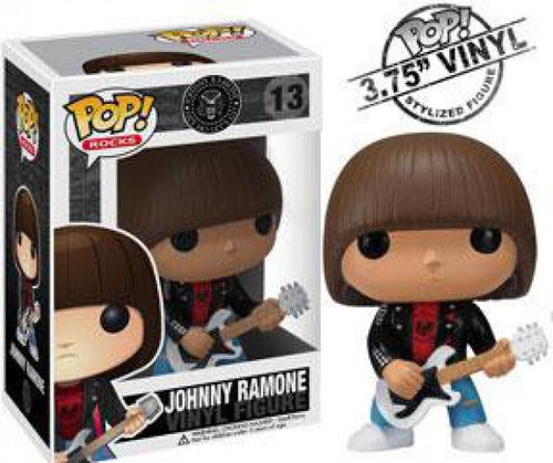 Funko The Ramones POP! Rocks Johnny Ramone Vinyl Figure #13