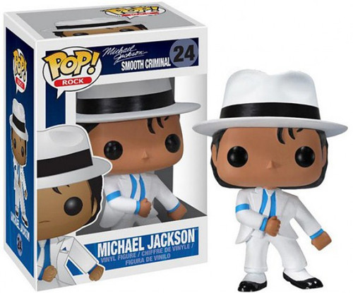Funko POP! Rocks Michael Jackson Vinyl Figure #24 [Smooth Criminal]
