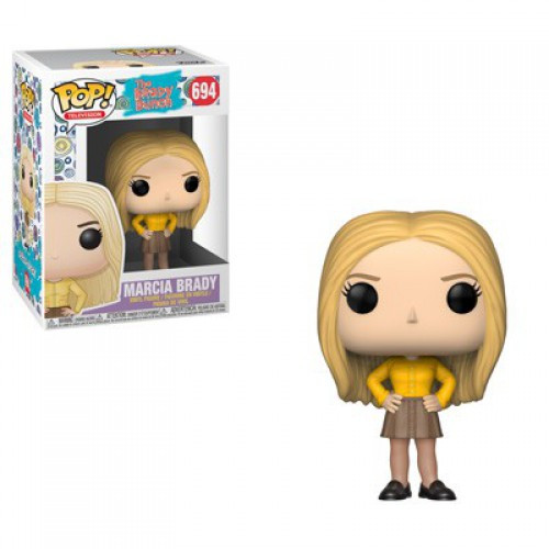 Funko Brady Bunch POP! TV Marcia Brady Vinyl Figure #694 [Damaged Package]
