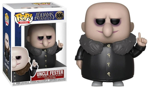 Funko The Addams Family POP! Movies Uncle Fester Vinyl Figure [Damaged Package]