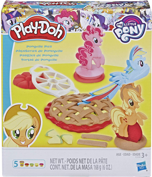My Little Pony Play-Doh Ponyville Pies Playset (Pre-Order ships October)