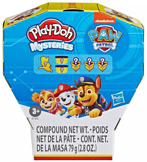 Play-Doh Paw Patrol Mystery Pack