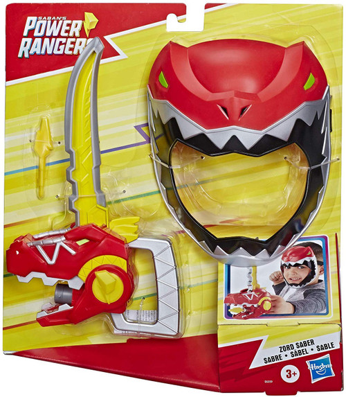 Power Rangers Zord Saber Roleplay Toy