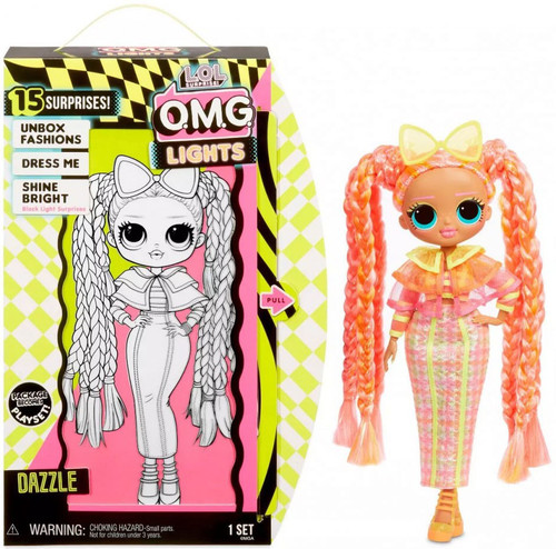 LOL Surprise OMG Lights Dazzle Fashion Doll