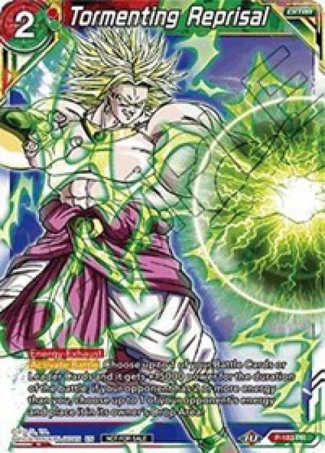 Dragon Ball Super Collectible Card Game Promo Tormenting Reprisal P-183