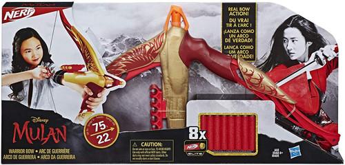 Disney Nerf Mulan Warrior Bow
