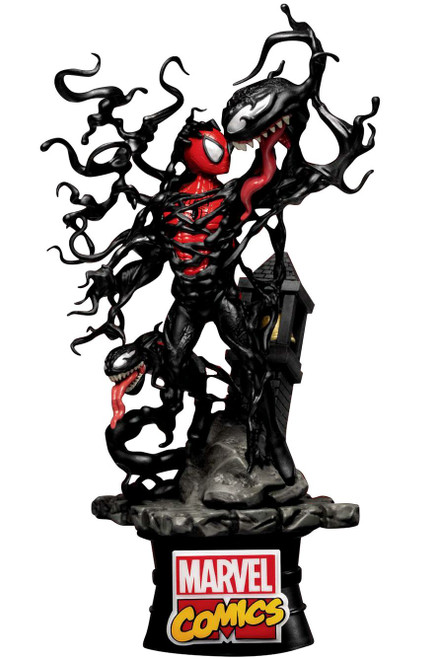 Marvel Avengers Infinity War D-Stage Spider-Man vs. Venom 6-Inch Statue DS-040