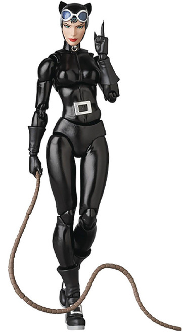 DC Batman MAFEX Catwoman Action Figure [Hush] (Pre-Order ships January)