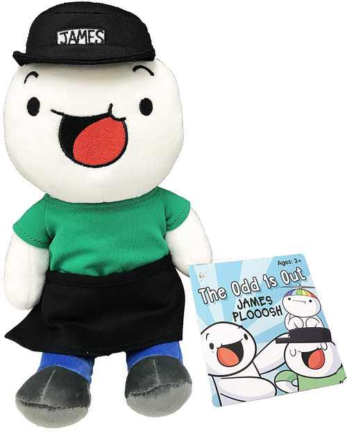 Odd 1s Out Sooubway Ploosh 8-Inch Plush