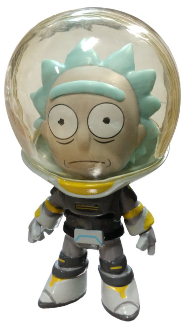 Funko Rick & Morty Series 3 Space Suit Rick 1/12 Mystery Minifigure [Loose]