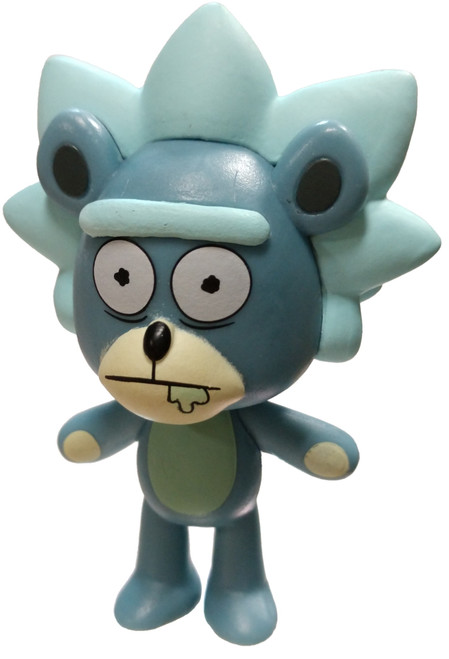 Funko Rick & Morty Series 3 Teddy Rick 1/6 Mystery Minifigure [Loose]