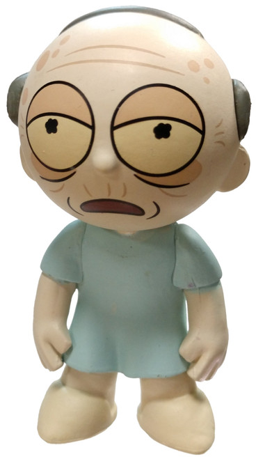 Funko Rick & Morty Series 3 Hospice Morty 1/36 Mystery Minifigure [Loose]